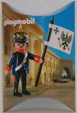 PRUSSIA SOLDIER Limited Edition Playmobil to Spiked helmet Garde 1900 RAR