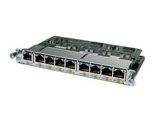 CISCO HWIC D 9ESW HWICD-9-ESW ETHERNET SWITCH NETWORK CARD 2811 ROUTER
