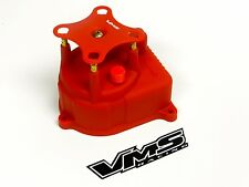 RED OE STYLE RACING DISTRIBUTOR CAP FOR 97-01 ACURA INTEGRA TYPE-R B18C DC2