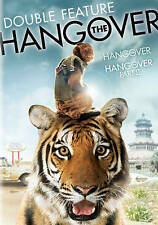 NEW The Hangover Double Feature 1 & 2 - The Hangover Part II DVD