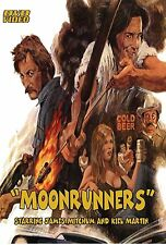 Moonrunners (DVD-R 2005) RARE 1975 BRAND NEW DUKES OF HAZZARD BASED OFF THIS