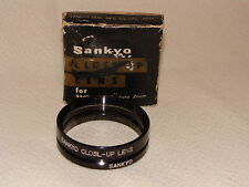 SANKYO CLOSE UP LENS FOR CINE CAMERA