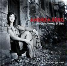 """ANDREA BERG """"ZWISCHEN HIMMEL UND ERDE"""" CD NEU"""