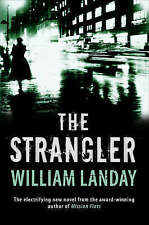 The Strangler LANDAY, William  new hardback trackable freepost aust