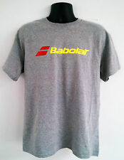 Babolat Tennis T-Shirt Cotton/Polyester SPORT GREY X-LARGE