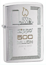 Zippo lighter 500 million Limited Edition