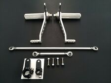 Honda CB500-CB550 Cafe Racer Road Racer Bolt-On Rearsets