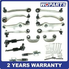 Control Arm Kits fit for AUDI ALLROAD 2.7 V6 / 4.2 V8 / 2.5 TDI Front L/R, 15pcs