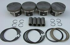 JDM NIPPON RACING FLOATING PRC ITR PISTONS TYPE R K24 DC5 HST Oversize 87.5mm