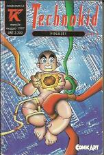 TECHNOKID n° 3 (Comic Art, 1997) Spaghetti Manga
