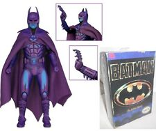 FIGURA Action 18cm BATMAN Videogame 1989 Version NECA Figure ORIGINALE Nuova
