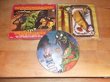 """Klippa Kloppa / Soundish / Tottemo Godzilla Riders """"SAME"""" CD SNOWDONIA ITA 2003"""