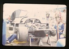 1983 Pit Crew Working on Car - Can-Am/Trans-Am - Original 35mm Race Slide