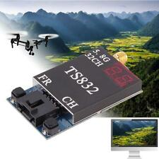 1x Date 32CH 5.8G 600MW 5 km Emetteur AV Wireless RC832 pour TX FPV Power off EH