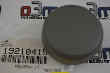Chevrolet Saturn Vue LH Driver Side Lumbar Support Actuator Knob new OE 19210415
