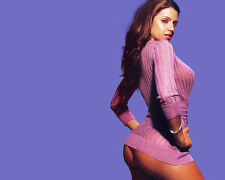 VIDA GUERRA 8X10 PHOTO PICTURE PIC HOT SEXY NUDE IN TIGHT LITTLE SWEATER