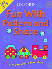 Fun With Pattern and Shape by Ackland, Jenny ( Author ) ON Aug-17-2006, Paperbac