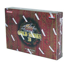 Gold Series 3 ,1 Sealed Booster Box HOBBY EXCLUSIVE yu gi oh