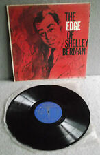 SHELLEY BERMAN   THE EDGE OF SHELLEY BERMAN  Verve Comedy Record MGV15013