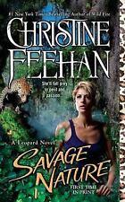 Savage Nature (Leopard) by Christine Feehan, Good Book