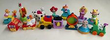 1994 McDonald's Happy Birthday Train Set - Complete Set of 15 #2