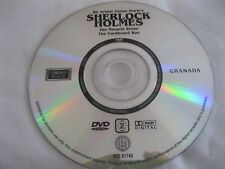 SHERLOCK HOMES-THE MAZARIN STONE/THE CARDBOARD BOX-  DISC ONLY (DS)  {DVD}