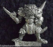 1988 Skaven Bloodbowl 2nd Edition Blitzer 4 Citadel BB108 Split Tendoncutter GW