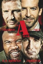 POSTER THE A TEAM LIAM NEESON BRADLEY COOPER BIG #2