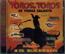 Toros Toros en Tierra Caliente 15 Exitos