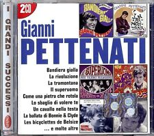 GIANNI PETTENATI - I GRANDI SUCCESSI  2 CD  2009