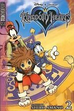 Kingdom Hearts Vol. 2 by Shiro Amano (2006, Paperback, Revised)