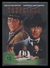 DVD TODFEINDE - Western-Klassiker mit DEAN MARTIN + ROBERT MITCHUM *** NEU ***