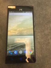 ZTE Warp Elite N9518 - 16GB - Black (Boost Mobile) Smartphone *NICE* *CLEAN ESN*