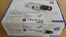 New GE Security UVC-EVRDN-HR  UltraView EVR Series True Day/Night  Box Camera