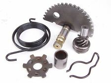NEW PEUGEOT SPEEDFIGHT 50 KICK START PINION GEAR SHAFT MAIN SET 12,5MM