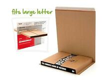 25 x Lil C3 Vari-depth Bookwrap Large Letter Postal Mailer Boxes 311 x 240 mm