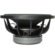 "SUBWOOFER SUB BASS FACE SPL15.2 SPL 15.2 38 CM 380 MM 15"" DVC 4+4 HOM 2000 WATT"