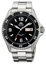 Orient FAA02001B Men's Black Mako II Stainless Steel 200M Diver Watch