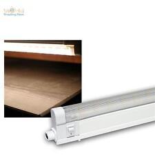 LED Luce Sottopiano 60cm Con 34x Alta Potenza LEDs Bianco Caldo 230v Striscia Di
