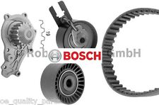GENUINE BOSCH TIMING BELT KIT + PUMP CITROEN PEUGEOT FORD VOLVO DIESEL 1.6 HDi