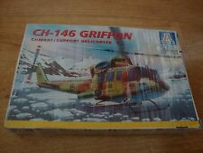 L36 Italeri Model Kit 084 - CH-146 Griffon Combat / Support Helicopter - 1/72