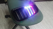 BMW F30 F31 M3 STYLE  GLOSSY GRILLE WITH M COLORED LED LIGHTS