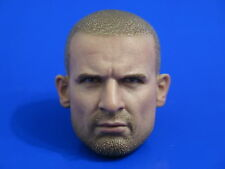 Hot Toys TRUETYPE TTM16 Figure Advanced Ver. Head Sculpt Only 1:6 scale