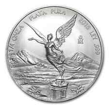 2015 ~ 1/4~OZ ~ MEXICO ~ SILVER  LIBERTAD ~ BRILLIANT UNCIRCULATED COIN ~ $14.88