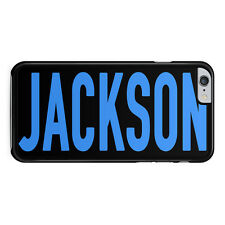 PERSONALISED PRINTED CUSTOM YOUR NAME CASE HARD COVER FOR IPHONE 4S 5 5S SE 6 6S