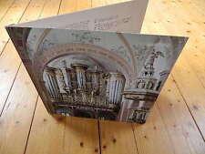Die König-Orgel in der Klosterkirche zu Steinfeld/Eifel Wolfgang Oehms MAGE  LP