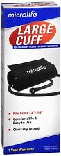 Microlife Blood Pressure Cuff Large 1 Each
