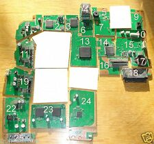 KTE-001 Motherboard Fragments Parts  IC Components for PS3 Slim Playstation 3