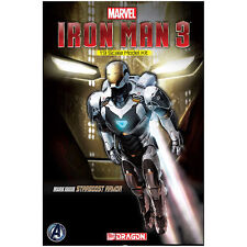 Dragon Models Iron Man 3 Mark XXXiX(39) Starboost Armor Model Kit (1/9 Scale)