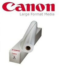 Canon 106cm x 30.5m Glossy Photo Paper Roll 200gsm 7213A002 For BJ-W9000 Printer